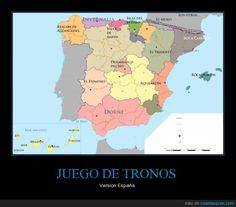 JUEGO DE TRONOS - Version España
