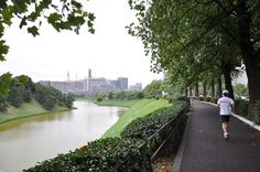 A run around the Imperial Palace in Tokyo? Yes, Please.