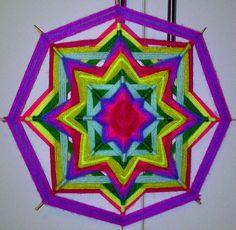 Mandala tejido. Gods Eye, Symbols, Peace, Art, Mandalas, Tejido, Art Background, Kunst, Performing Arts