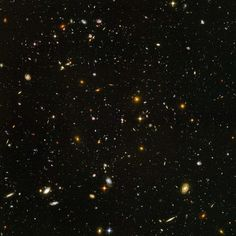 Ultra Deep Field (Hubble Telescope)