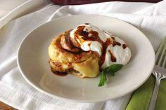 türkische Nudelschnecken aus dem Ofen / Sosyete Manti