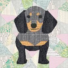 Image result for dog patterns for quilts