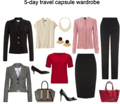 Miss Dixie O'Dare: A Vintage Inspired Travel Friendly Mini Capsule Wardrobe.