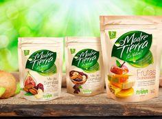 Madre Tierra®  Barcel Naturals  Desarrollo de producto, identidad y arquitectura de marca  2012