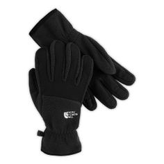 The North Face Denali Glove - Men's, TNF Black, L by The North Face. $20.00. We're big fans of taking classics and throwing in a little somethin'-somethin' to upgrade it to a higher level. Not that there was anything wrong with it before, course not, but now… Now it's ready. Take The North Face Denali Glove for example. It has that classic fleece look from your childhood days of playing (read as: fighting and getting hurt) with whatever random latchkey kids hap...