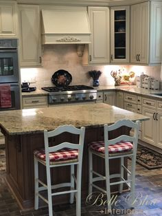 Kitchen Reveal Part One