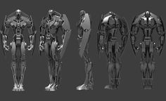 X-Men :Days Of Future Past Sentinel Concept 3D Sketch , Gerald Blaise on ArtStation at https://www.artstation.com/artwork/x-men-days-of-future-past-sentinel-concept-3d-sketch-56e06504-28d5-4950-8f90-9cb46c890232