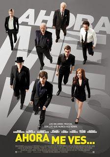 Crítica: AHORA ME VES (2013)