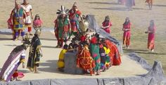 The Inti Raymi Festival brings the past to Life . June 24th, Cusco, Peru.