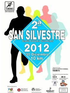 Red Runners: 2a San Silvestre Santa Coloma de Gramanet