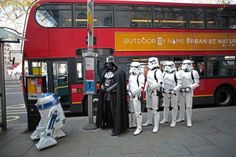 Star Wars London
