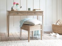 Fab Flapper dressing table and Lippy stool Wooden Dining Room Chairs, Farmhouse Table Chairs, Small Study Table, Comfortable Living Room Chairs, Dressing Table With Stool, Plastic Adirondack Chairs, Comfy Sofa, Contemporary Dining Chairs, Chairs For Sale