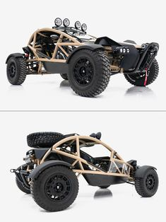 Ariel Nomad Tactical Buggy and 5 More Awesome Dune Buggies You Probably Never Knew Existed Go Kart Buggy, Off Road Buggy, Ariel Nomad, Quad, Custom Porsche, Go Kart Plans, Diy Go Kart, Sand Rail, Go Car