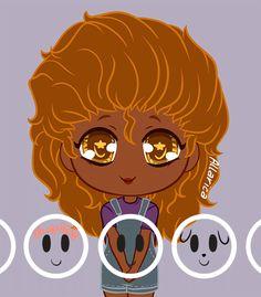 Hazel Levesque 4 of 9 Hero SnapChibis Percy Jackson Fan Art, Percy Jackson Fandom, Percy Jackson Memes, Percy Jackson Books, Percabeth, Solangelo, Hazel Levesque, Rick Y, Uncle Rick
