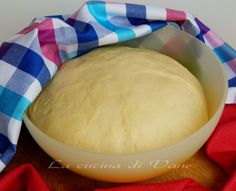 Pan Brioche dolce ricetta base