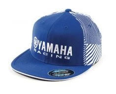 Factory Effex 'Yamaha' Ion Flex-Fit Hat (Blue, Small/Medium) by Factory Effex. $24.95. Yamaha licensed product. Blue flex-fit hat with embroidered logos.