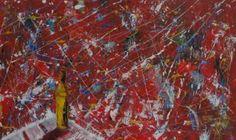 """Saatchi Art Artist Roberto Mansi; Painting, """"Yellow Bottle"""" #art"""