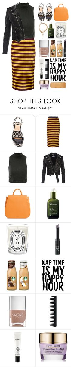 """6.958"" by katrinattack ❤ liked on Polyvore featuring Toga, Marni, Steven Alan, Origins, Diptyque, Rituel de Fille, Barlow, Nails Inc., GHD and MAC Cosmetics"