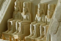 Beautiful White Chocolate Sculptures