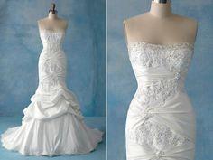 vestido-de-noiva-disney  Ariel