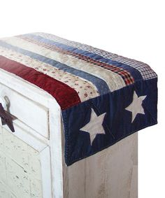 Look what I found on #zulily! Americana Table Runner by Ohio Wholesale, Inc. #zulilyfinds