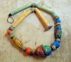 Necklace for a friend - Margit Böhmer