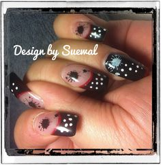 black style Black Style, Print Tattoos, Nails, Painting, Shoes, Design, Finger Nails, Zapatos, Ongles