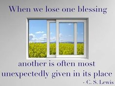 Blessings | Top 50 C.S. Lewis quotes | Deseret News