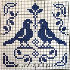 Cat Cross Stitches, Cross Stitch Bird, Simple Cross Stitch, Cross Stitch Samplers, Hand Embroidery Stitches, Counted Cross Stitch Patterns, Cross Stitch Charts, Cross Stitch Designs, Cross Stitching