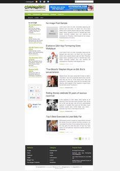 cemungudh blogger template