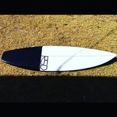 Freshly glassed #shitehawk for @blythedwyer ya frother. #rsd #surfboards #portfairy by mulletcocktail http://ift.tt/1UokfWI