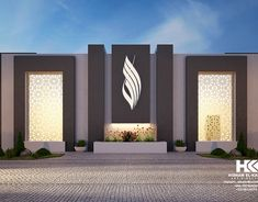 Interior And Exterior Modern Mosque on Behance