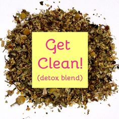 Get Clean Tea I have been looking for a detox tea that doesn't contain Senna (laxative herb) because it causes liver & kidney damage. This detox tea is freaking awesome! I drink it every night, my sleep has improved, I am much more regular with my BM (TMI I know). My skin has cleared up, which is a huge plus for me since I break out a lot. This is the best detox tea EVER!