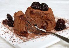Sanitas: Kakaowe jagielniczki z suszonymi wiśniami i gorzką czekoladą