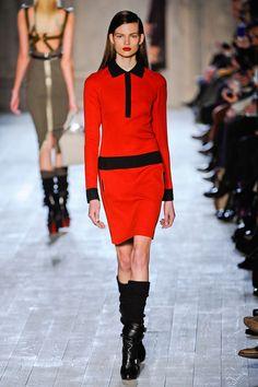 Victoria Beckham Fall 2012 New York fashion week