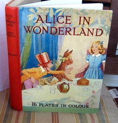 Alice in Wonderland. Year: #1930.