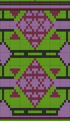 diseño demominado cabeza de mosca