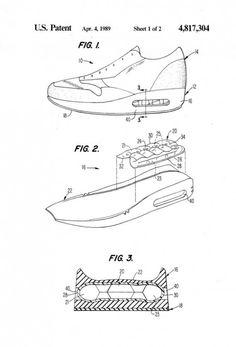 newest 6533a 7accb Die Patentanmeldung des Nike Air Systems