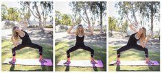 Lauren - SFG Diary - Towel Workout Series - 1