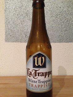 La Trappe - Witte Trapist. 33cl, 5,5%. Bierbrouwerij de Koningshoeven BV, Tilburg