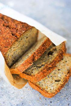 pão saudável e altamente proteico do Jamie | Jamie's healthy and protein packed bread