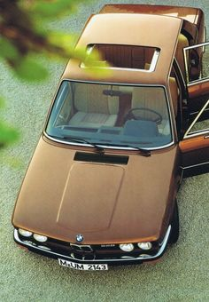 process-vision: 1975 BMW 528