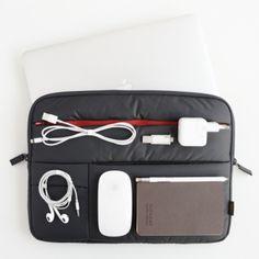 Moelleux Laptop Pouch