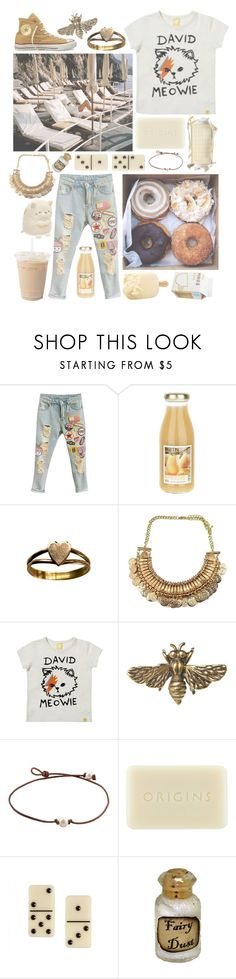 """""""i can barely breath, bury me alive, all the tragedy becomes a symphony"""" by inconvenient ❤ liked on Polyvore featuring Converse, White Ice, Alkemie, Origins, Charlotte Olympia and Dollhouse"""