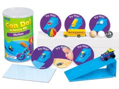 Can Do! Motion Discovery Kit - Pre K-Gr. 1