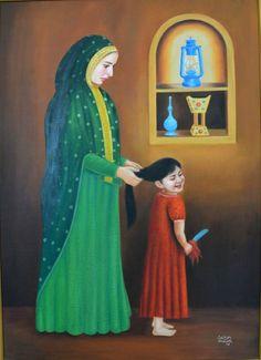Saudi Arabia Culture, Drawing Lessons, Uae, Disney Characters, Fictional Characters, Aurora Sleeping Beauty, Paintings, History, Disney Princess