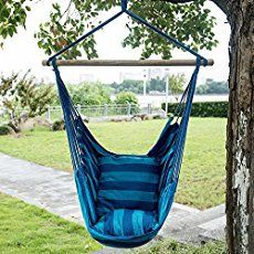Stitch up a perfect spot for summer relaxation with this DIY hammock chair tutorial! How To: DIY Hammock Chair – tons of hammock in Costa Rica now, but there's no way to get it home! Plus you could make this actually match your decor… See more at: http://makezine.com/craft/how-to-diy-hammock-chair/