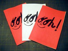 Typeverything.com - OOH! by Grace Danico.