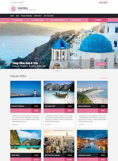 Nice looking WordPress theme