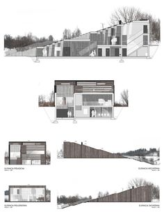 Artist's House by Dorota Tarkowska, via Behance